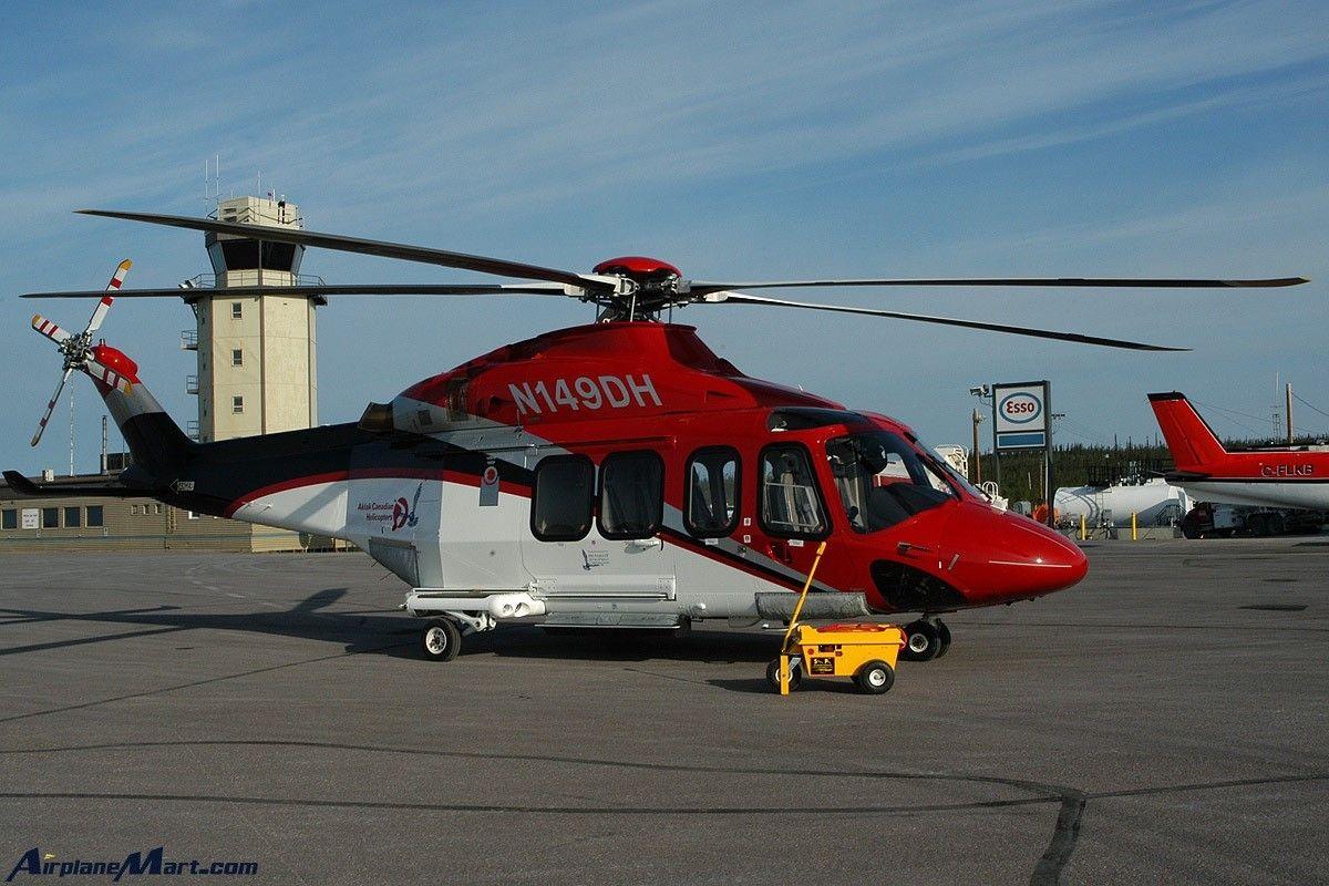 Elicottero 139 : Augusta westland aw 139 aklak canadian helicopter agusta westland