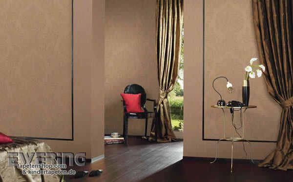 Extravagante Tapeten fürs Schlafzimmer Exklusive Textiltapeten - moderne tapeten fr schlafzimmer