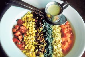 My Favorite All Time Salad Is The Original Chopped Salad From