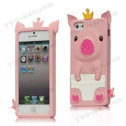 pig iphone 5 case
