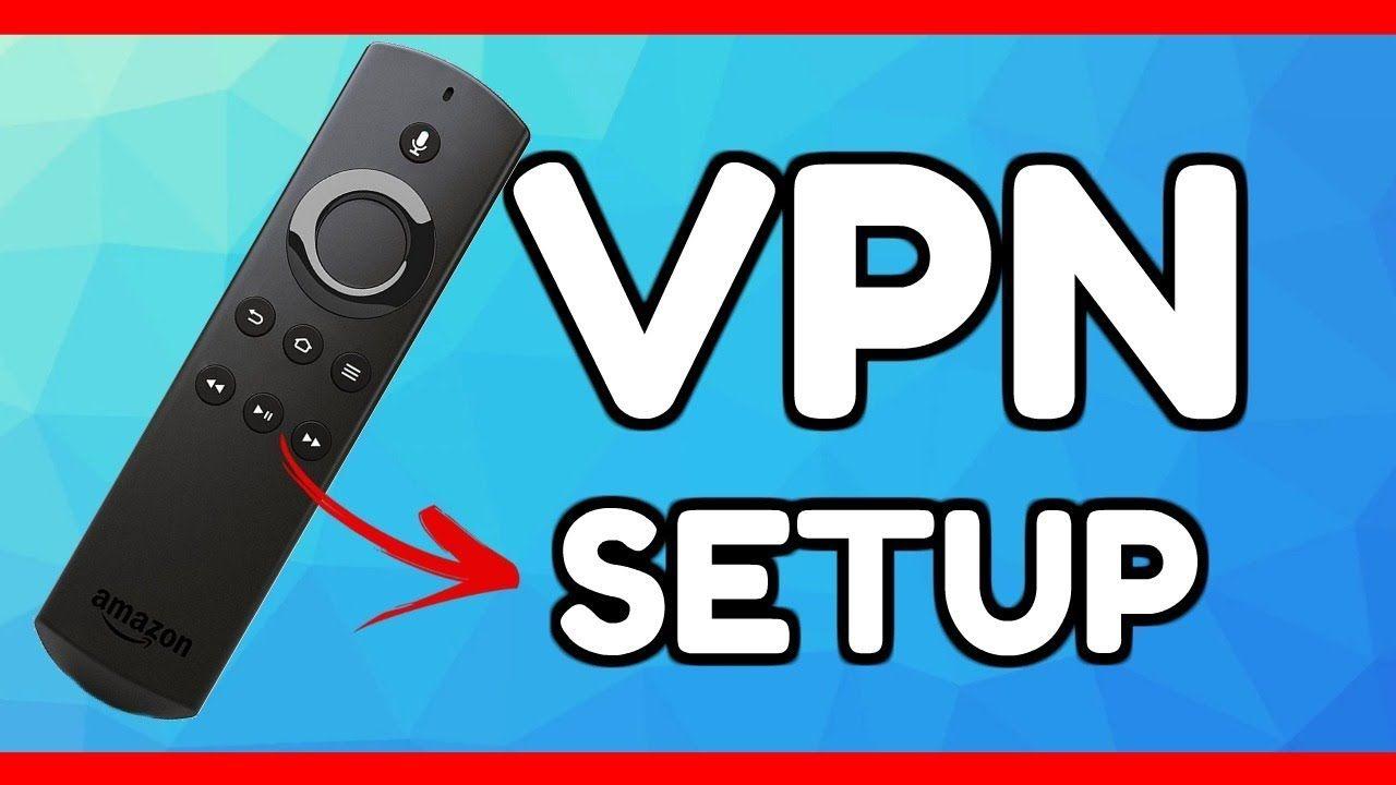 VPN for Firestick & Kodi Setup Tutorial (Very Easy