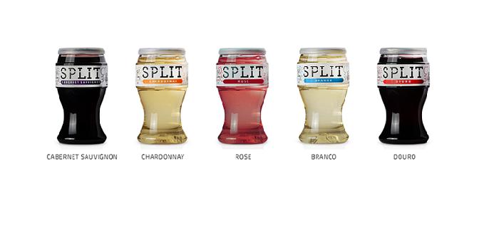 Adaptado a um estilo de vida mais moderno, a marca SPLIT apostou na distribuição de vinho em copo no mercado português.