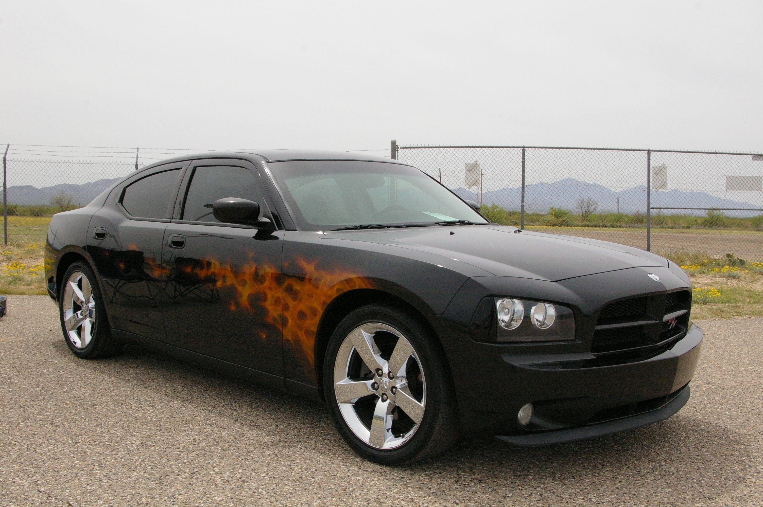 2008 Dodge Charger R T DIBM Tuner VS Muscle Show Tucson Az 2010