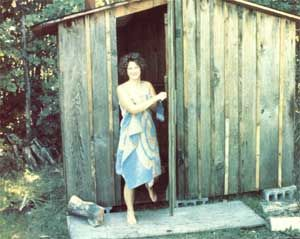 A DIY Sauna Project On The Cheap   DIY   MOTHER EARTH NEWS