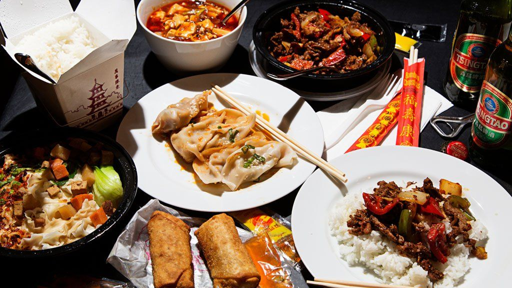 Cheap eats 2015 panda gourmet chinese food delivery