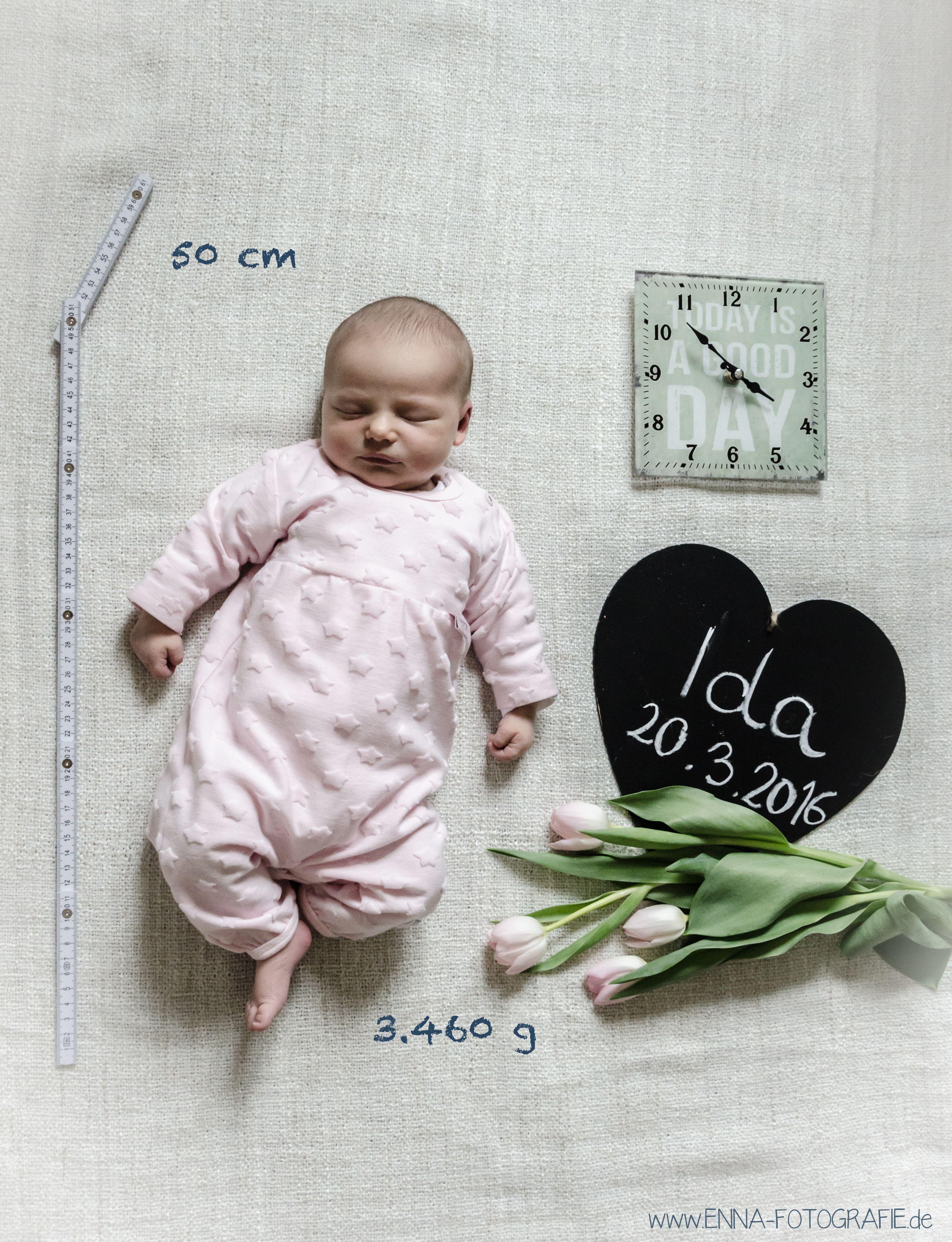 Newborn Baby Geburtsdaten Gewicht Uhrzeit Gre  NEWBORN