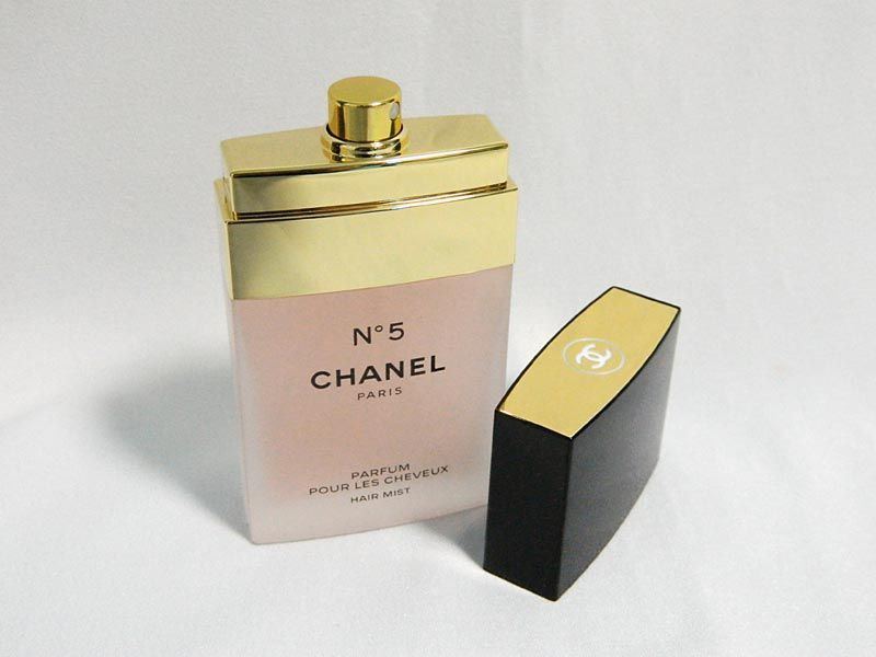 JADEISABELLE.COM - Product Review: Chanel No. 5 Hair Mist