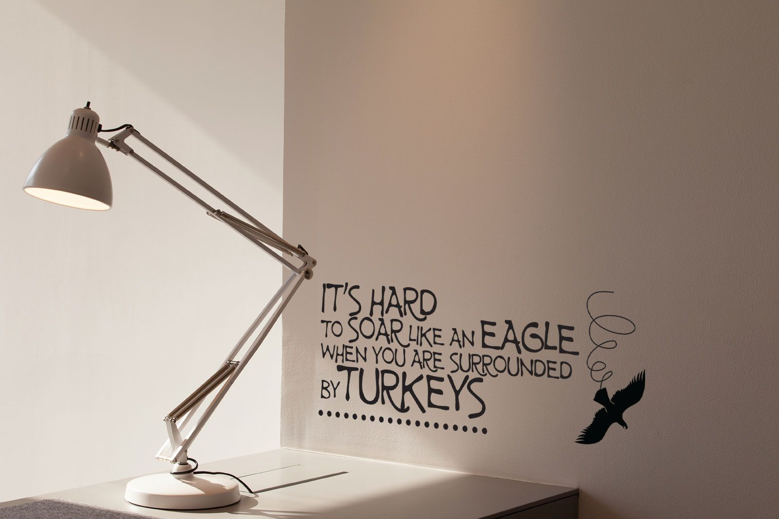 Soaring Quotes Its Hard To Soar Like An Eagle When You Are