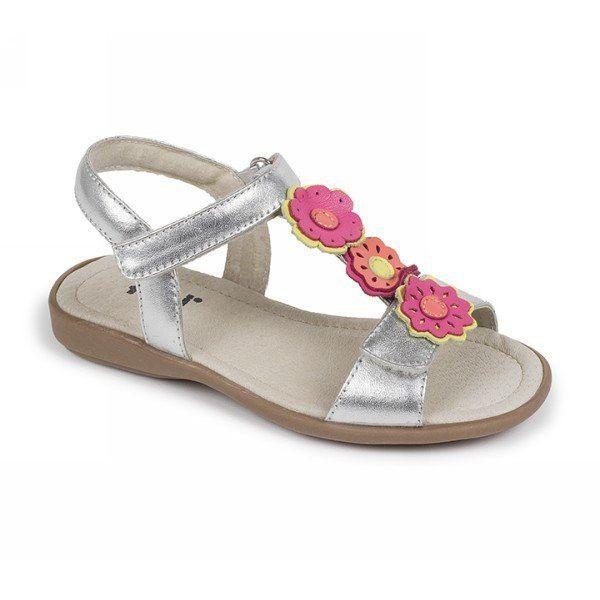 ShoesGirls Shoes Kira Toddler SilverBaby See ♧ Kai Run 5cRq34AjL