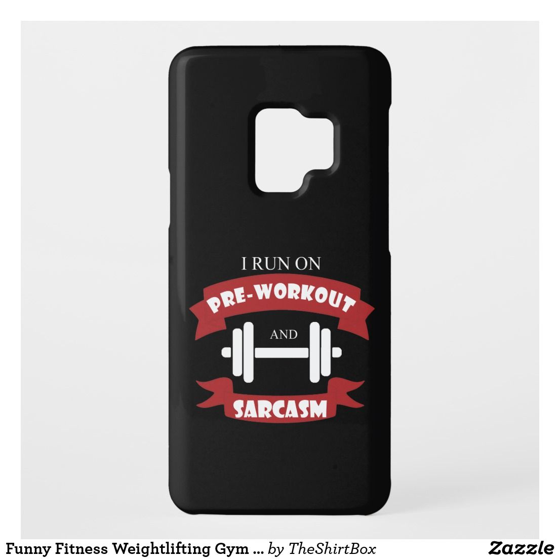 Funny Fitness Weightlifting Gym Quote Phone Case Zazzle Com Weightlifting Gym