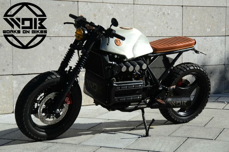 Turbo bmw k100rs cafe racer - Szukaj w Google | Cars & motocycles  RE06