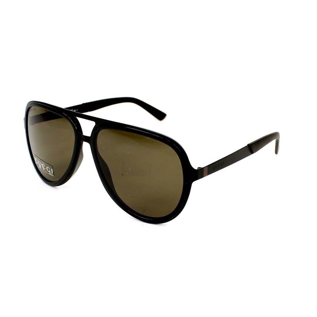 Gucci GG2274/S 0003 Mens Aviator Sunglasses, Men's