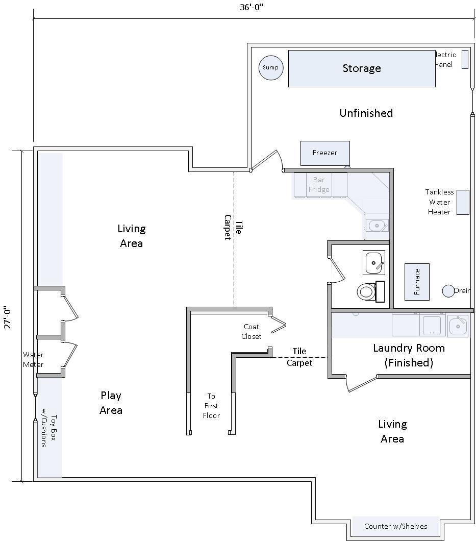basement floor plans basement finish high level floor plan mdb s basement blog [ 933 x 1060 Pixel ]