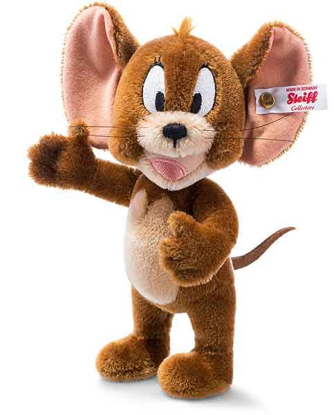 Steiff Jerry, from the famous Tom and Jerry cartoon series