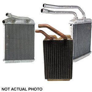 1985 Buick Somerset Regal Heater Core Model:Somerset Regal Sub Models:Base; Limited Engine Sizes:3.0L V6 GAS; 2.5L L4 GAS Item:Heater Core  OEM Genuine Quality Items Available:18 Average Price:$72.00 (SHIPPING included)