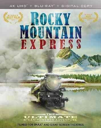 Imax: Rocky Mountain Express 3D | Products | Rocky mountains