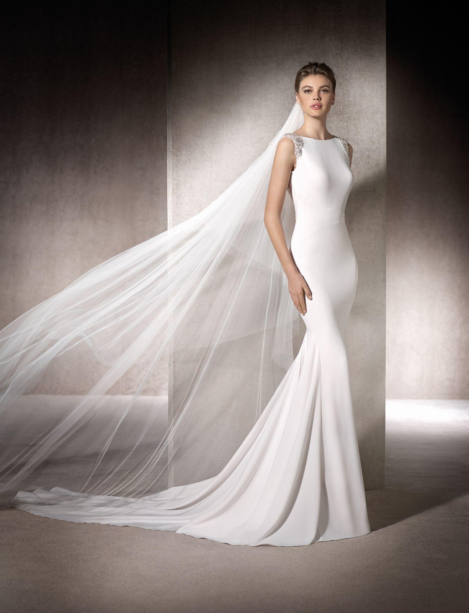 San Patrick Mara Wedding Dresses Pronovias Wedding Dress Elegant Bridal Gown