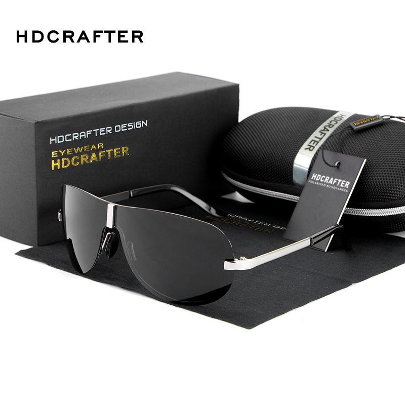 2016 Hot Selling Fashion Gepolariseerde Outdoor Rijden Zonnebril voor Mannen bril Merk Designer met Hoge Kwaliteit 4 Kleuren