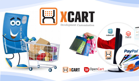 X-cart development- Emerging Technology for Ecommerce Business
