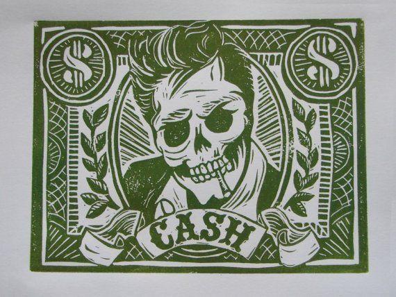 Johnny.   Johnny cash tattoo, Music tattoo designs, Johnny ...