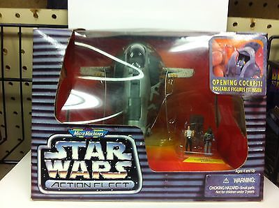 Star Wars Micro Machines Accessories Part ACTION FLEET Playset Galoob 1990/'s