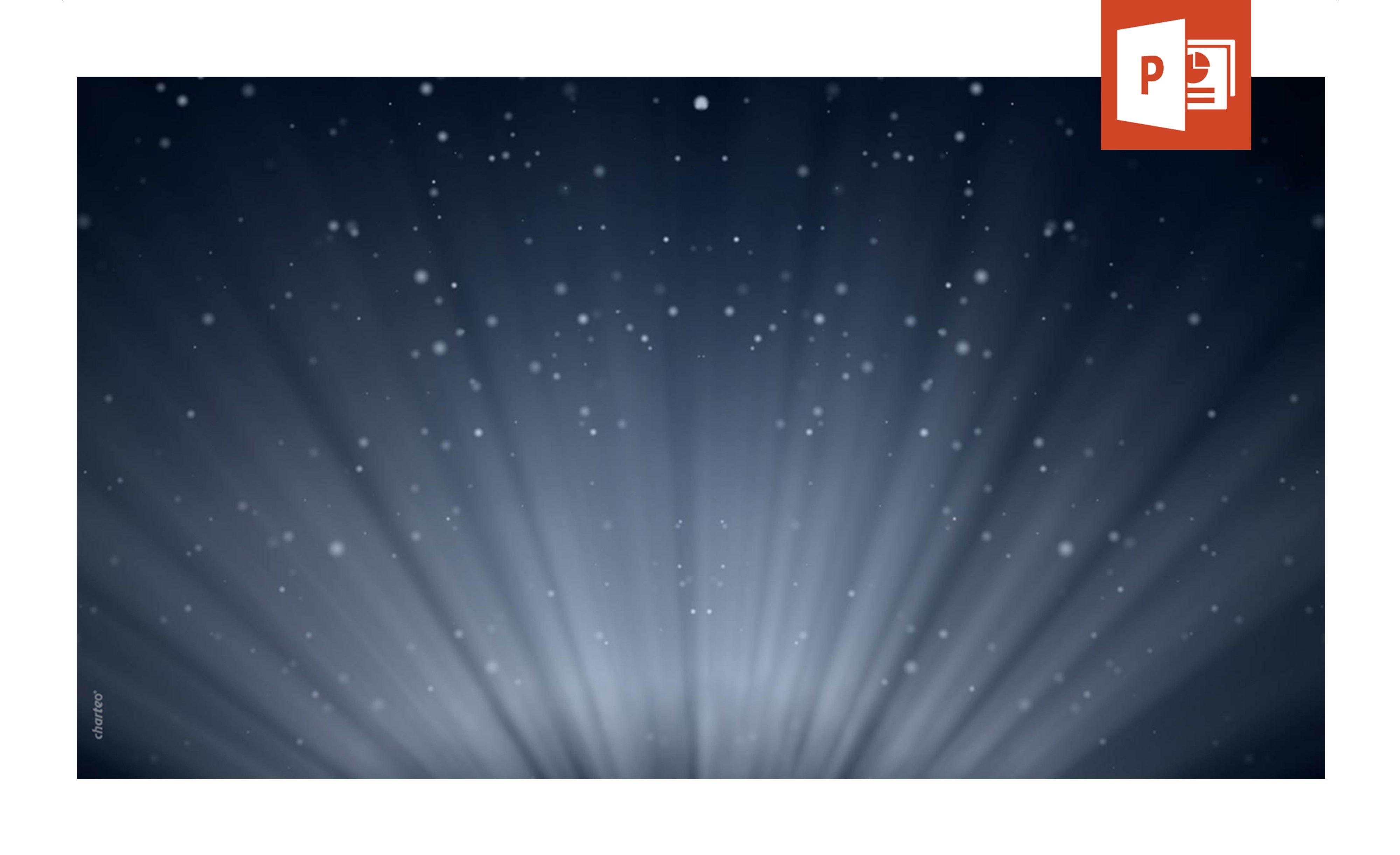 use our modern powerpoint background template with light effects to