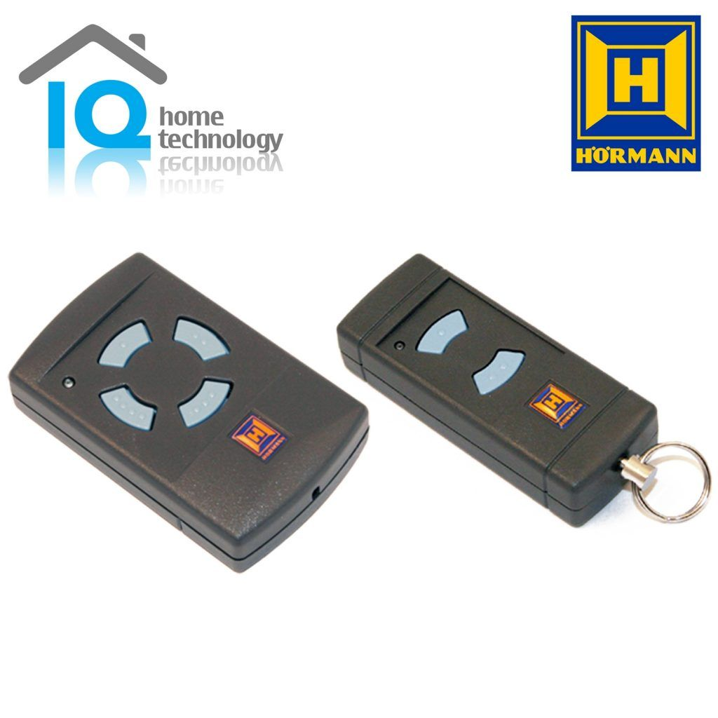 hormann garage doors remote