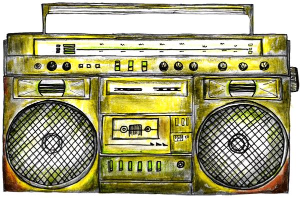 Boombox Template Free Rap Beats Rap Beats Hip Hop Music