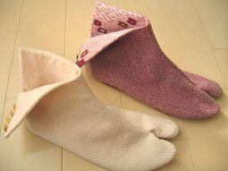 色のあるくらし | 着物まわりの小物を手作り | 足袋の作り方