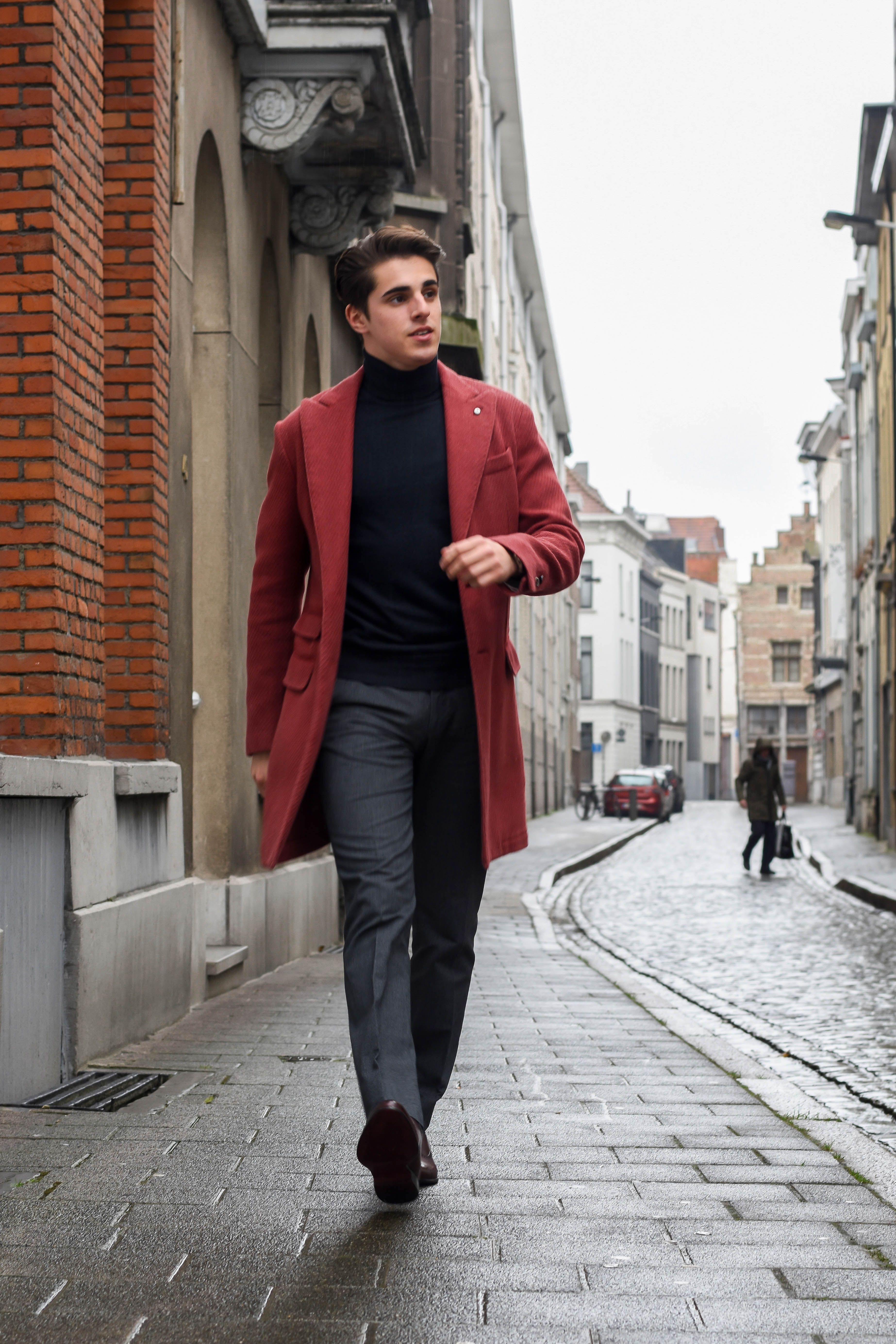 Mens simple but classy outfit for date night + Valentine