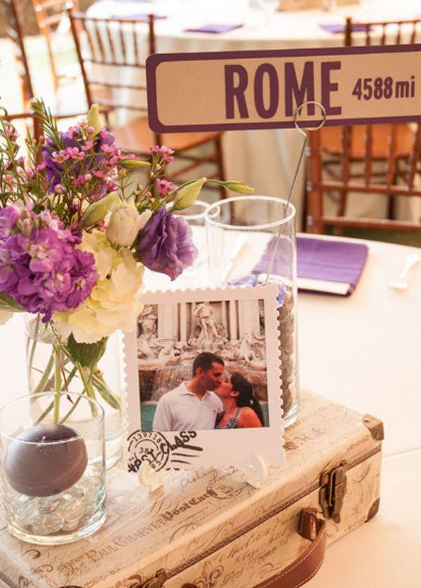 Travel inspired wedding centerpiece graduation 2016 pinterest travel inspired wedding centerpiece junglespirit Gallery
