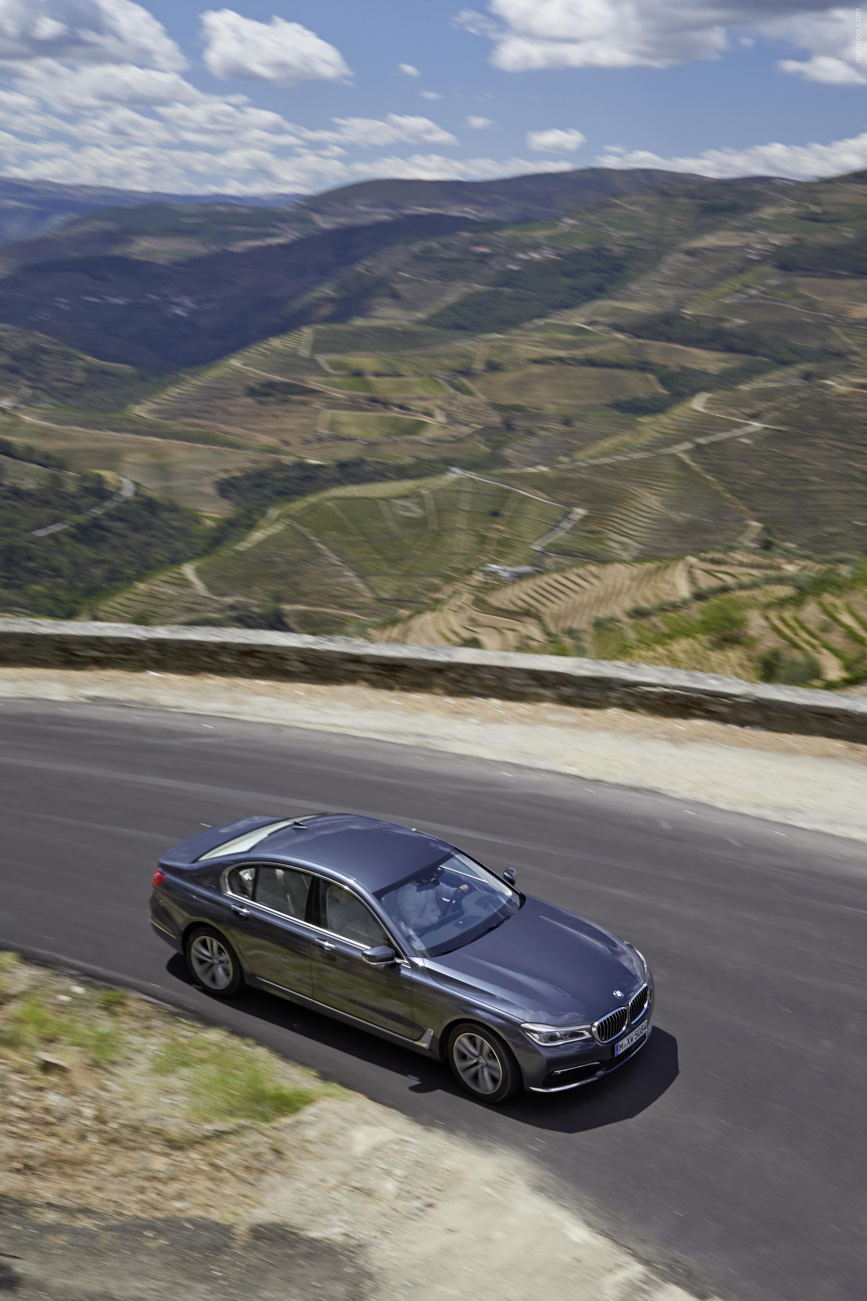 2016 BMW 730d BMW G11 BMW 7 Series Segment F BMW 730d
