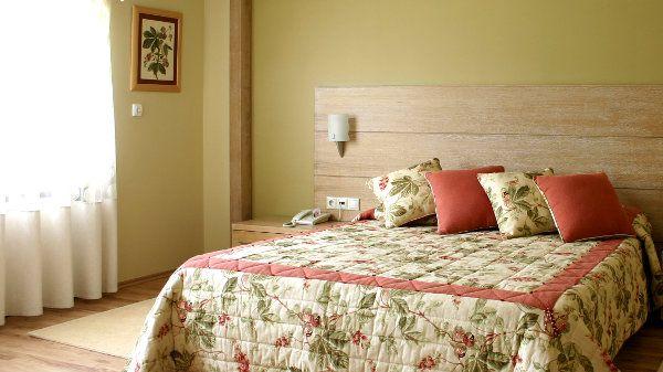 Dormitorio colores suaves