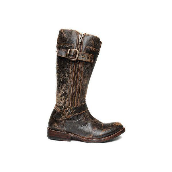 Bed Stu Womens Boots Gogo Teak Lux