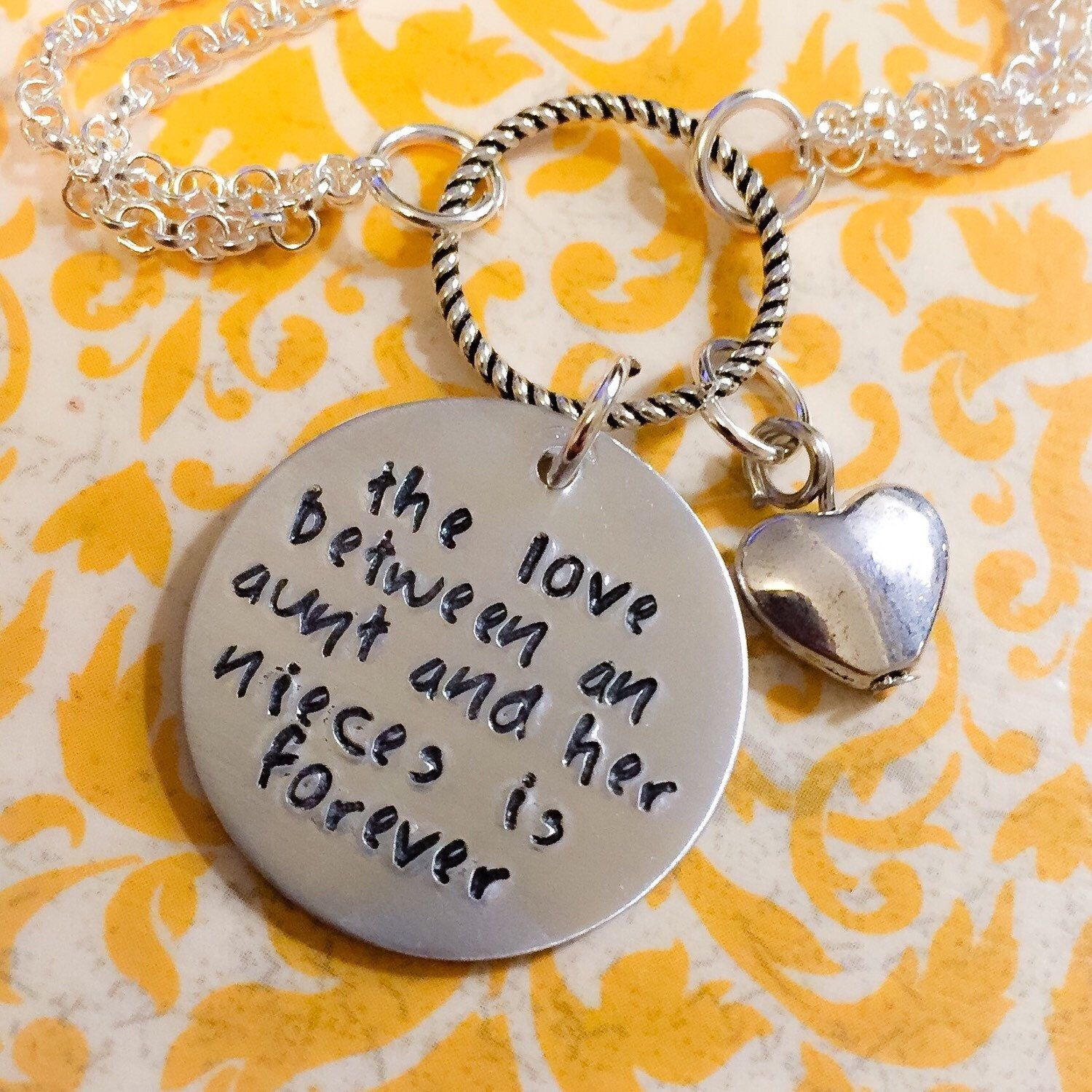 Aunt and Niece Jewelry / Bracelet - Mother Daughter Necklace ...