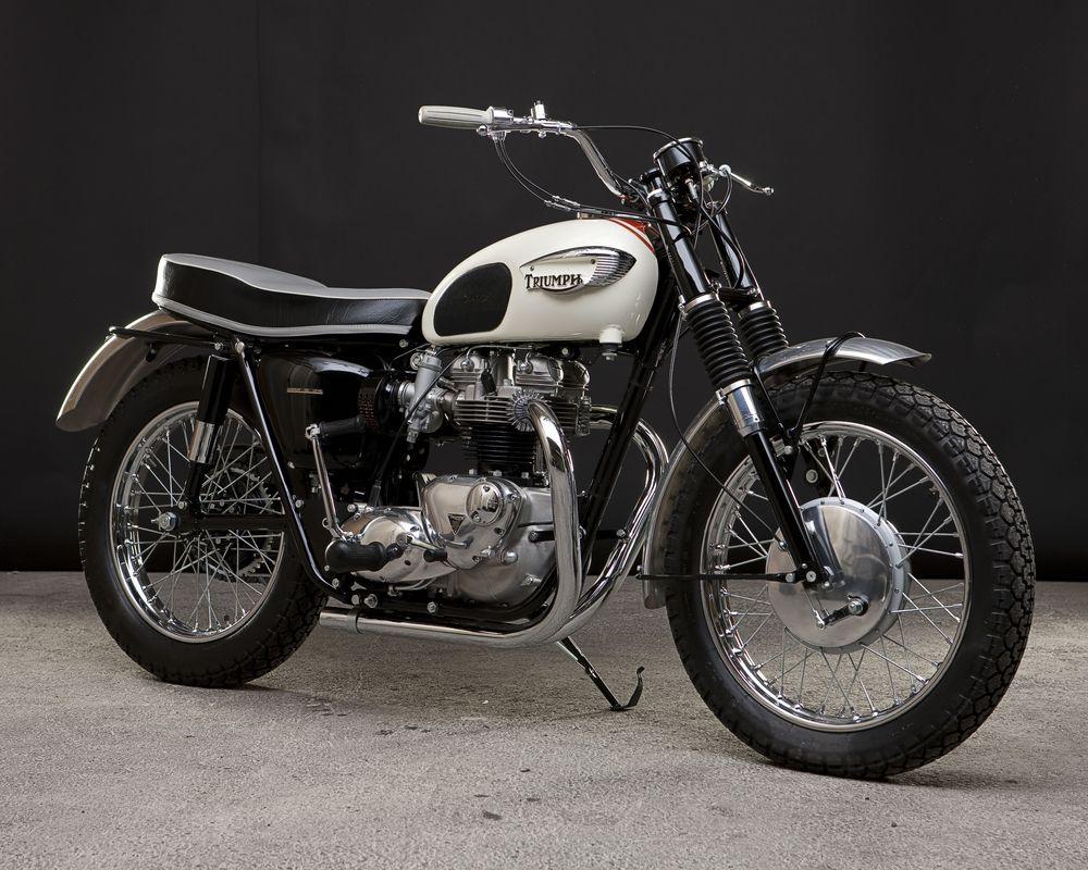 1966 Triumph TT Special 650CC T120C