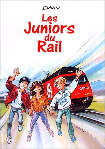Couverture de Les juniors du Rail - Les Juniors du Rail