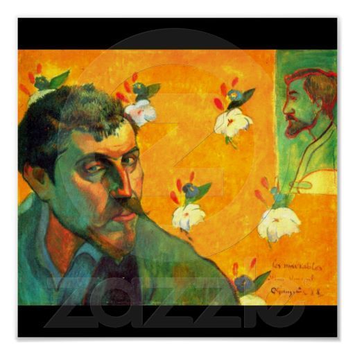 Poster-Classic/Vintage-Paul Gauguin 22