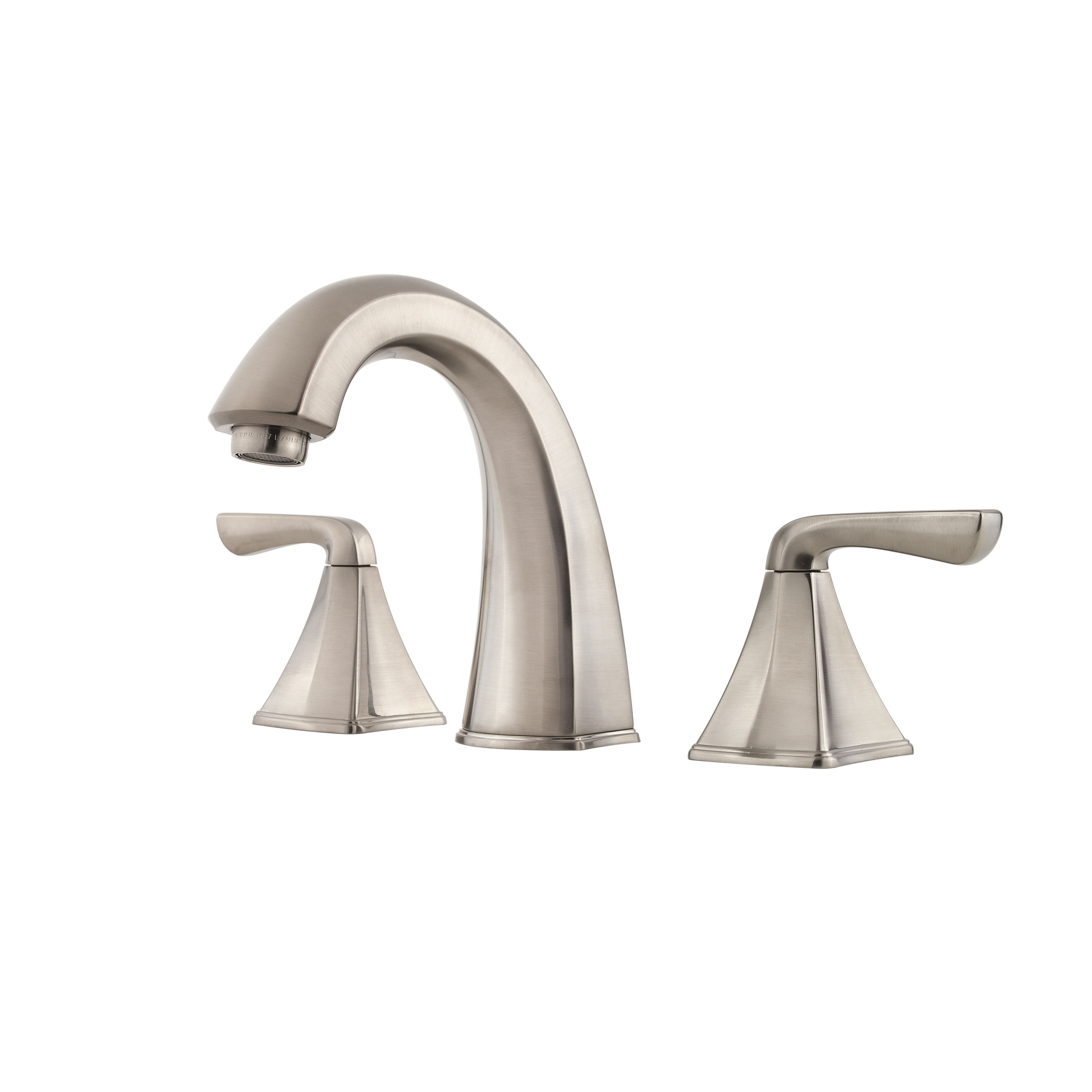 Pfister Faucets Selia Two Handle 8 Inch Centerset Bathroom Faucet