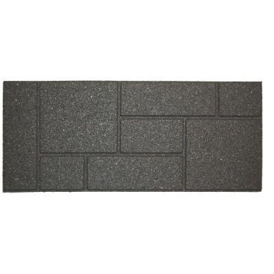 Best Envirotile Cobblestone 10 In X 36 In Gray Stair Tread 4 640 x 480