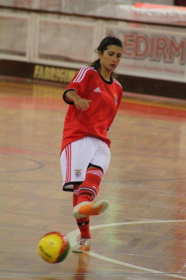 Sara Ferreira Futsal Benfica and Portugal Futebol 9db04a1b101c0