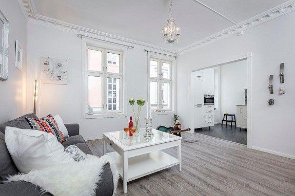 Tøyen/Enerhaugen - STOR, stilfull og klassisk 2-roms - Balkong