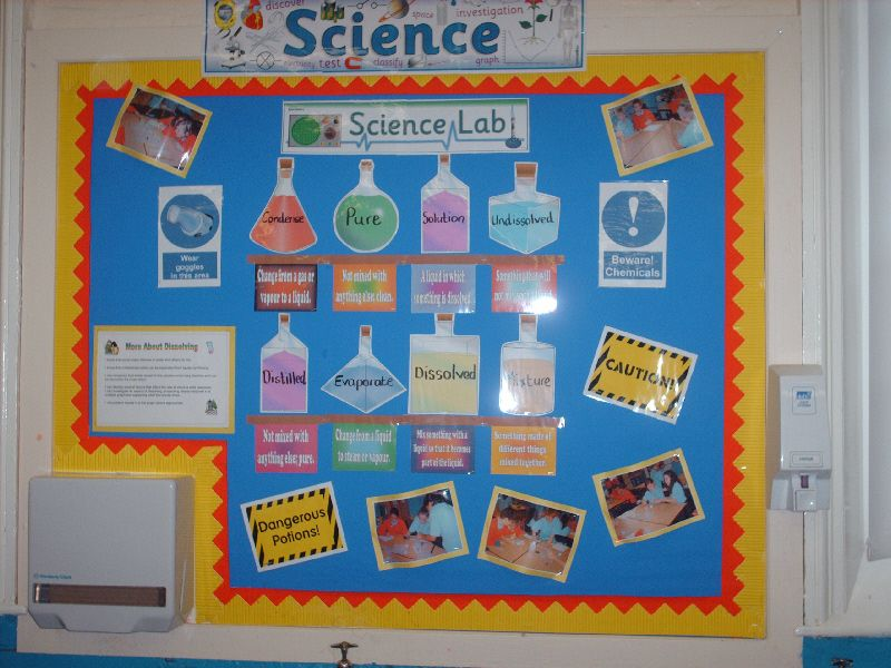 Physical Science Classroom Decorations ~ Science classroom display photo gallery