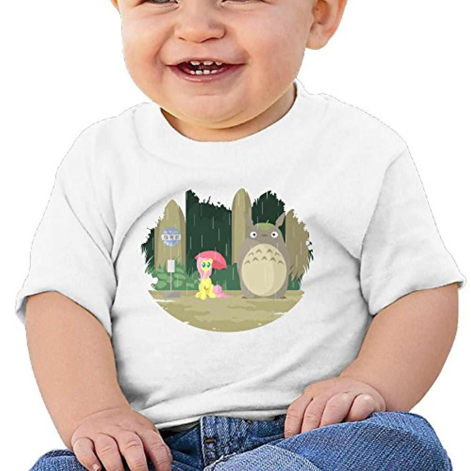 KIDDOS Infants &Toddlers Baby s Japanese Animated Fantasy Tees
