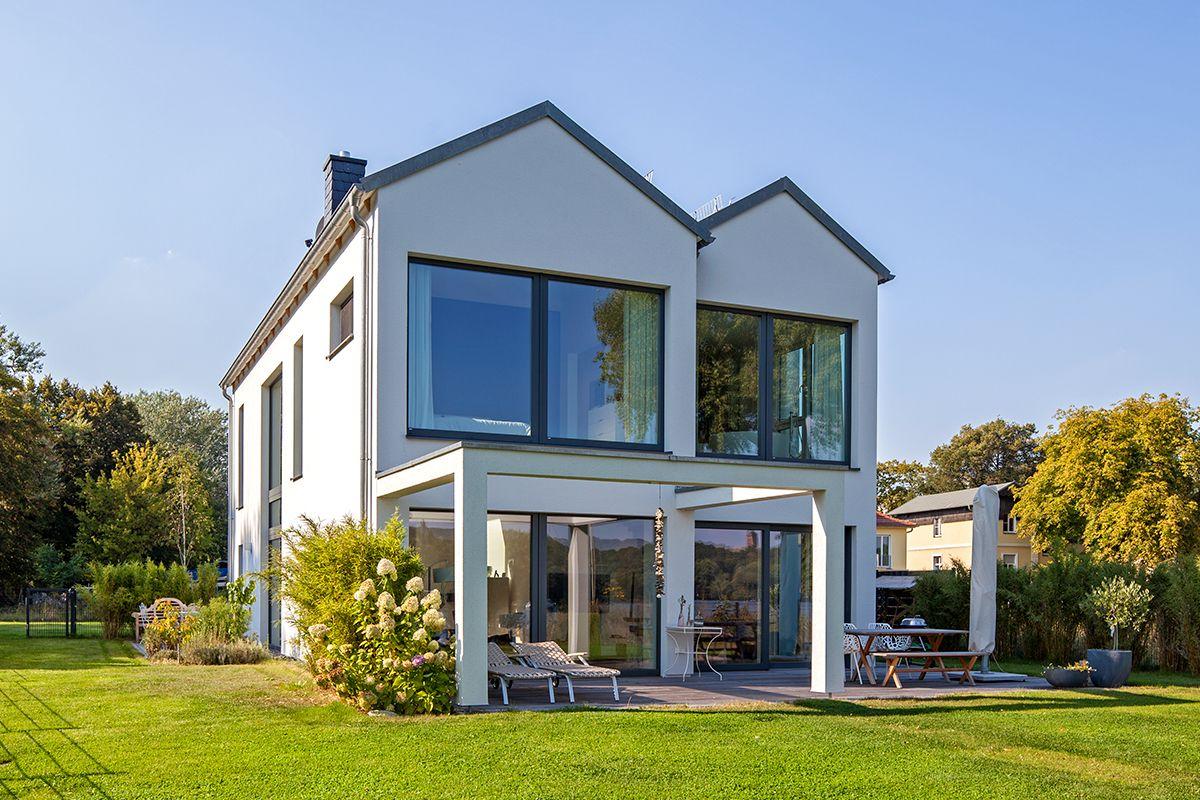 Haus Hildebrand - Außenansicht   Häuser   Pinterest   Haus and House