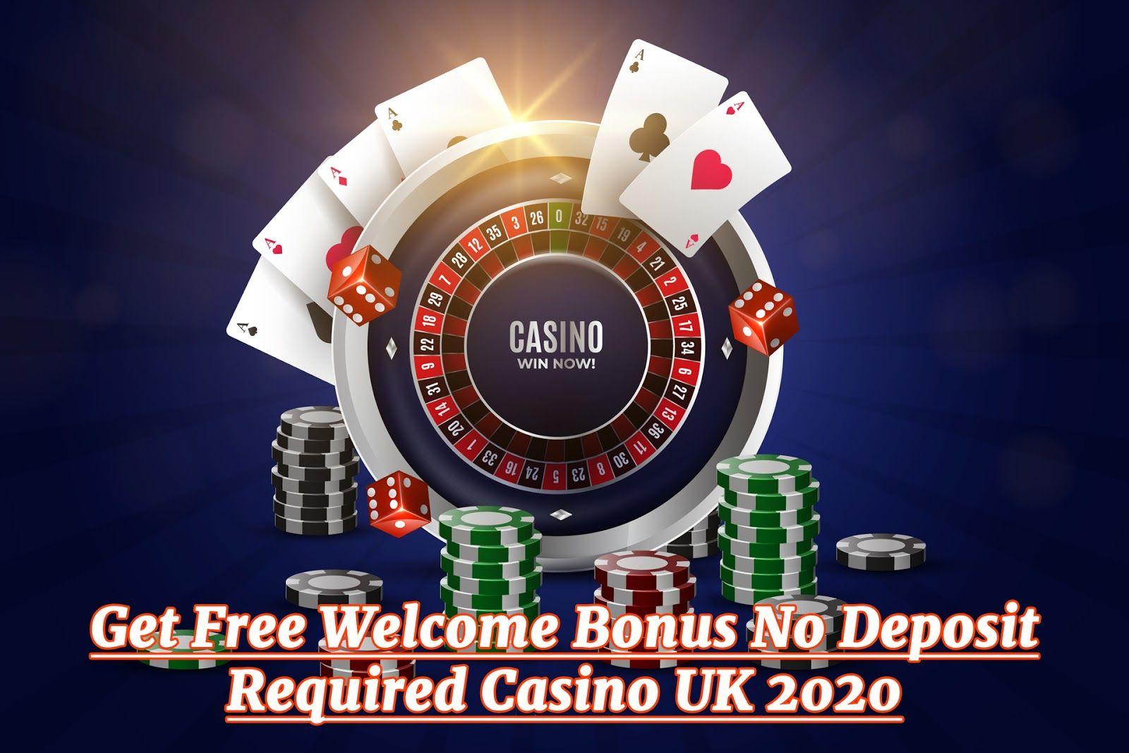 Online Casino No Deposit Required Bonus
