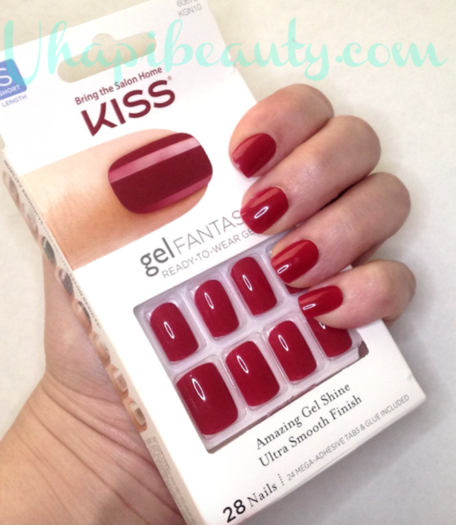 Kiss Gel Fantasy Nail Review | Makeup and Things | Pinterest | Kiss ...