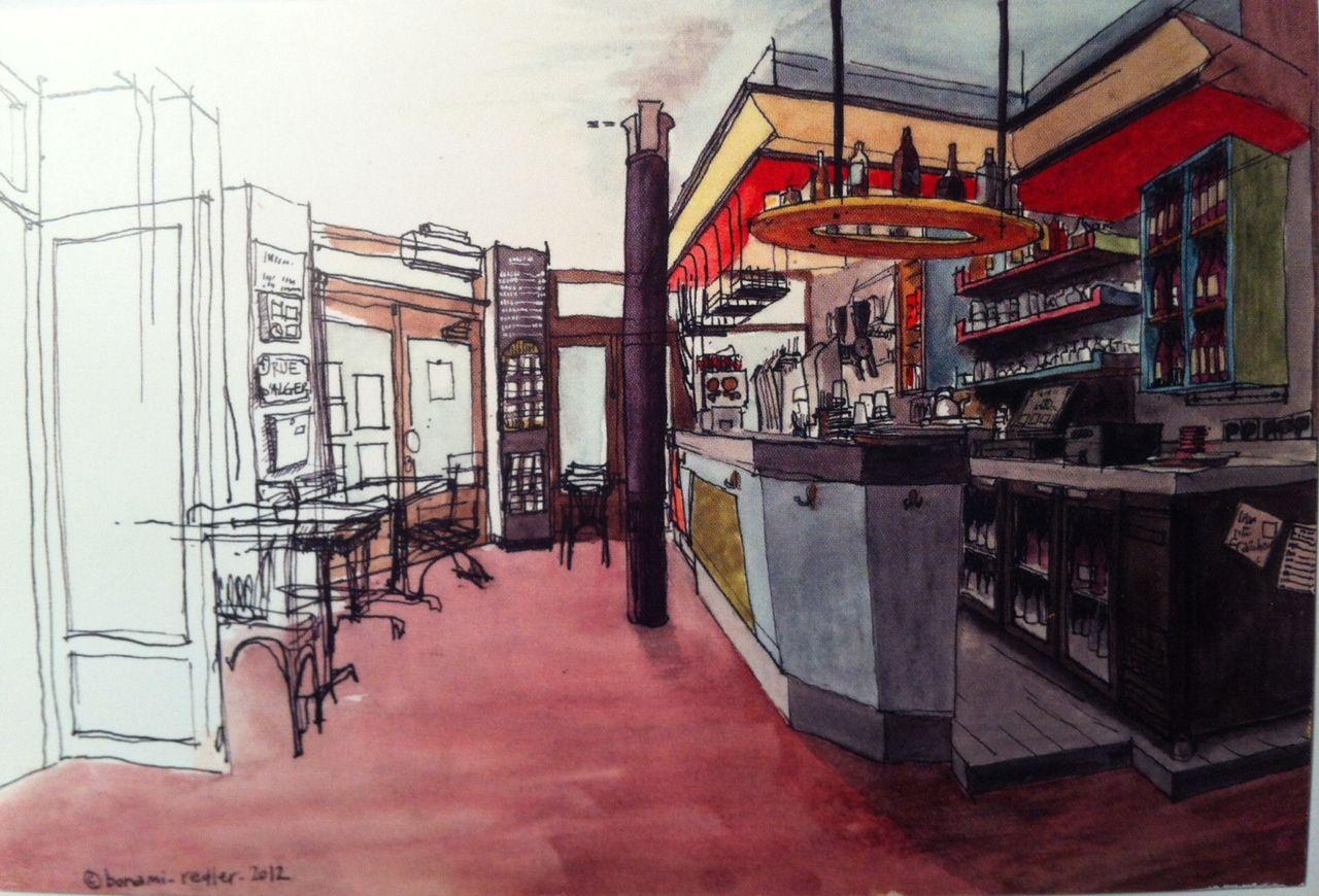 le bar du march c 39 est le lieu o se retrouvent nombres de montreuillois pour boire un verre. Black Bedroom Furniture Sets. Home Design Ideas