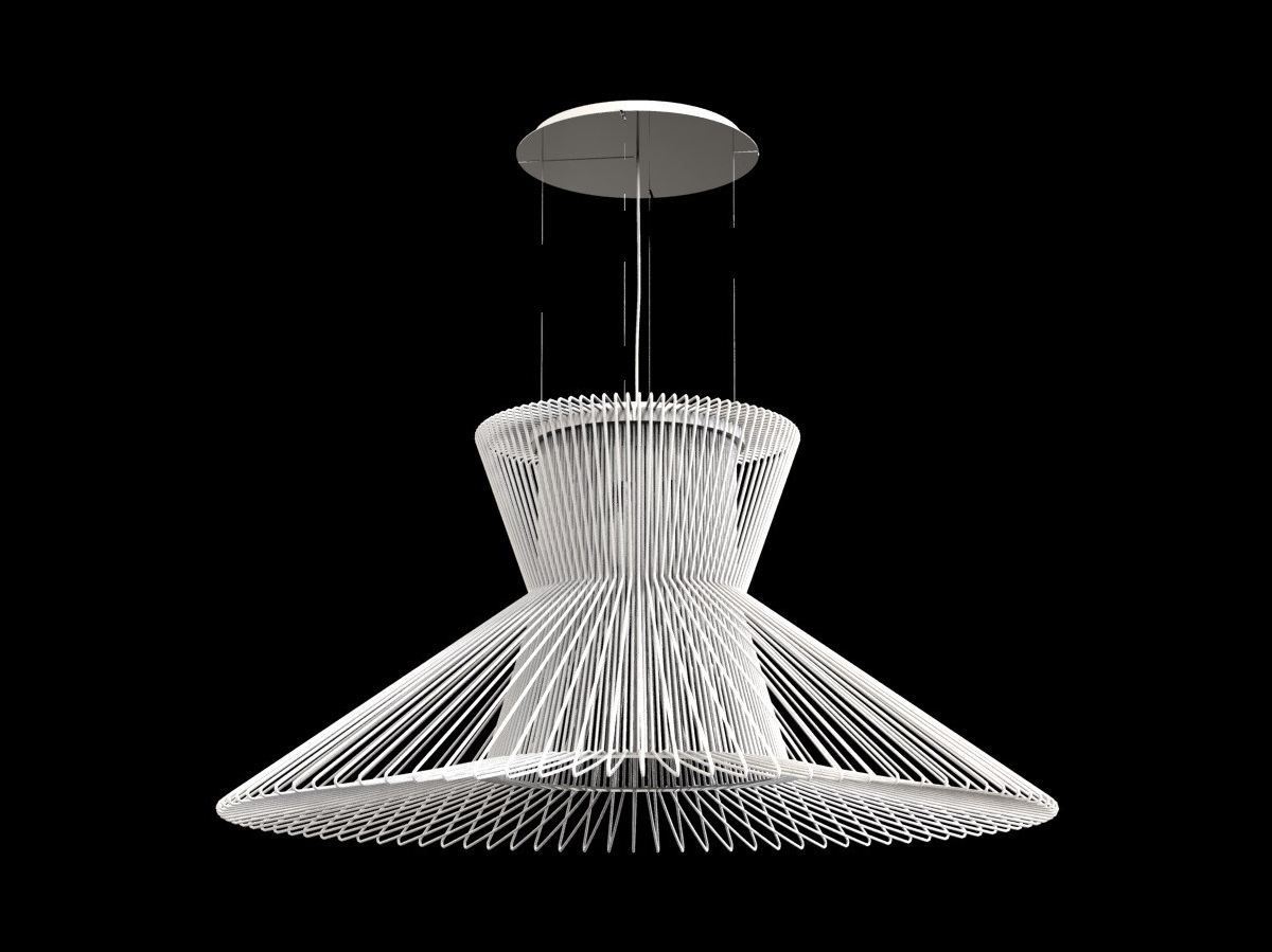 Impossible B Pendant Lamp By Metal Lux Design Massimo Mussapi Pendant Light Metal Pendant Lamps Pendant Lamp