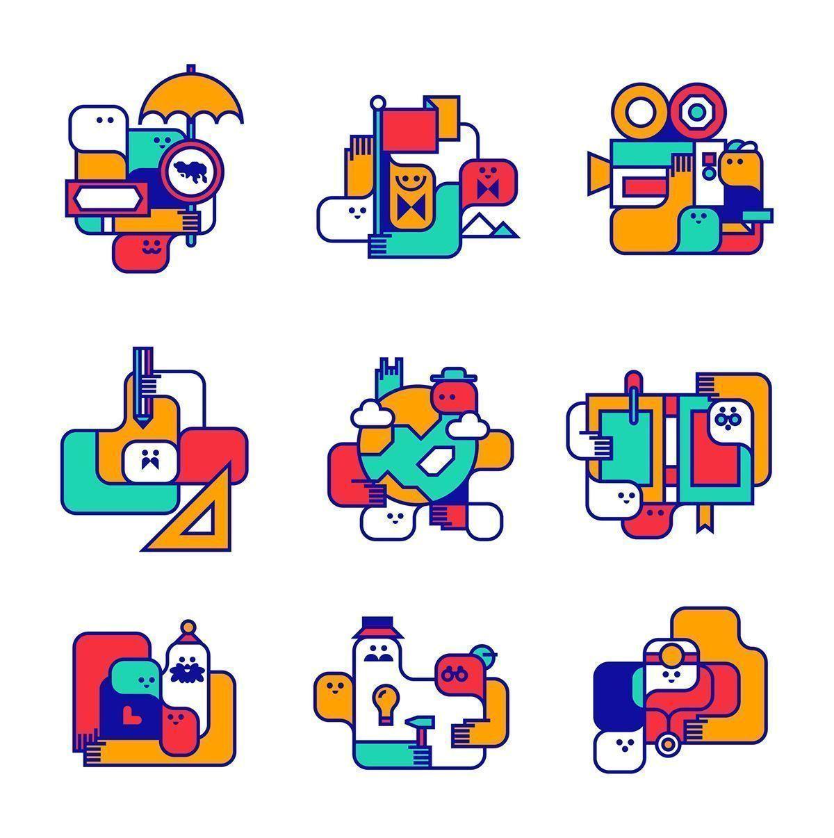 Social Innovation Festival 10dayfest Is An Annual Flagship Programme Organized By Jockey Club Desig Club Design Enterprise Logo Illustration Character Design